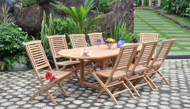 Outside Garden Furniture Options-Teak Garden Furniture