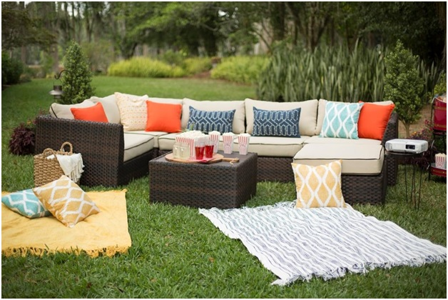 All about Sunbrella Outdoor Cushions