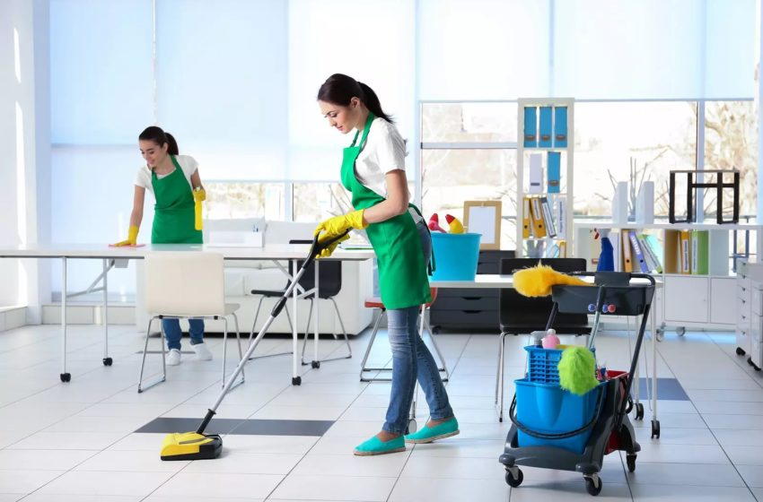 Office Cleaning -The Changing Profile Of The Office Cleaner In The Corporate Workplace