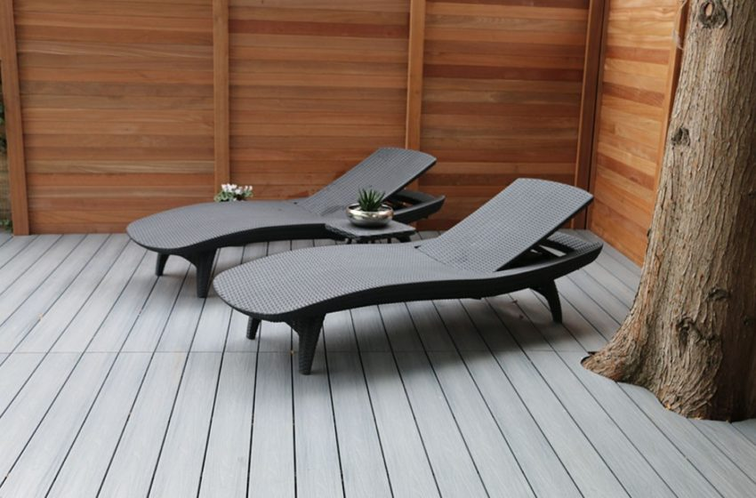 How is Composite Decking Made?