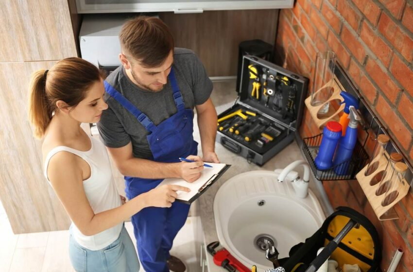 Why Choose a Professional Plumber for a Plumbing Dilemma?