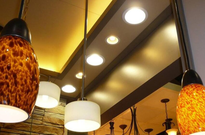 A Different Way to Give Home Stylish Look to the Home – Designer Lighting Fixture