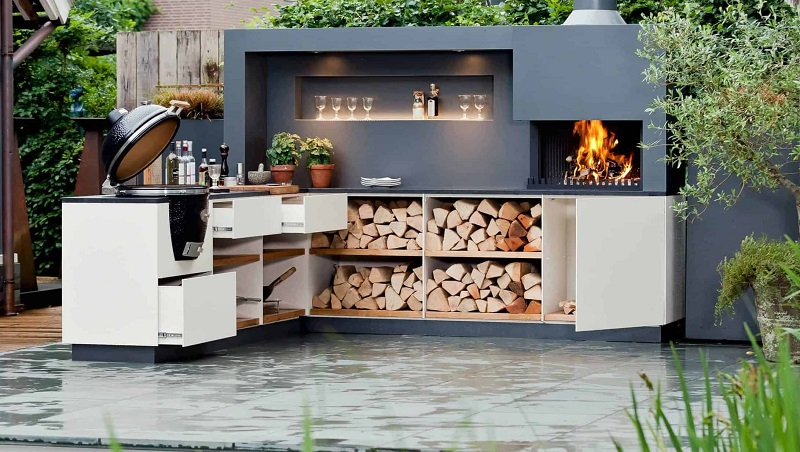 Essential Opportunities for Outdoor Kitchens