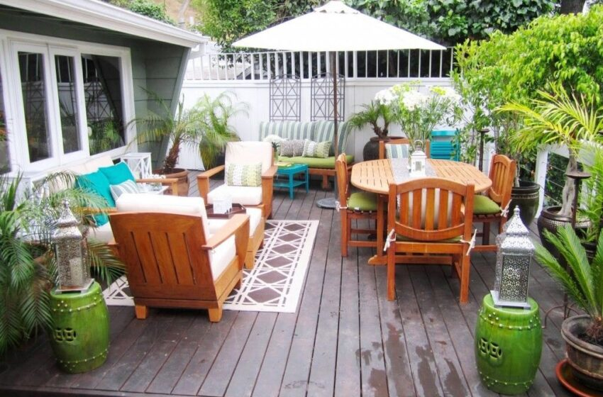 Surprising Ideas for Decorating Your Outdoor Space