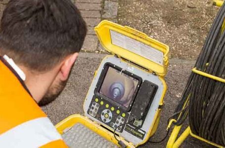Take a look at the best Drain Survey through CCTV