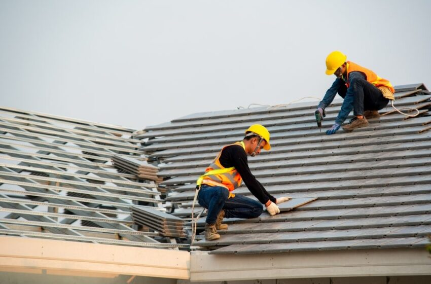 6 Most Commonly Used Commercial Roofing Materials