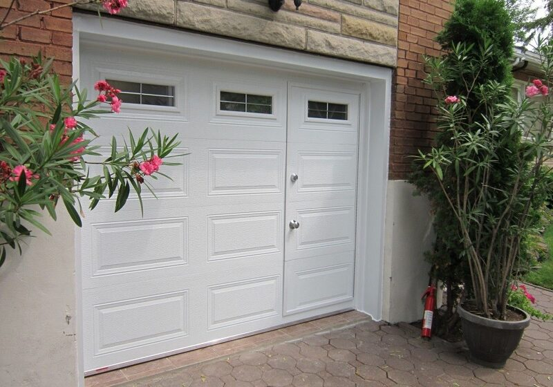 5 Top Tips for Choosing a New Garage Door