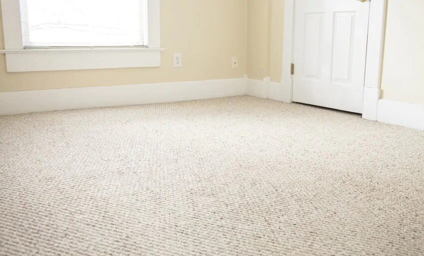 What are the key differences of wall to wall carpets and carpet squares?