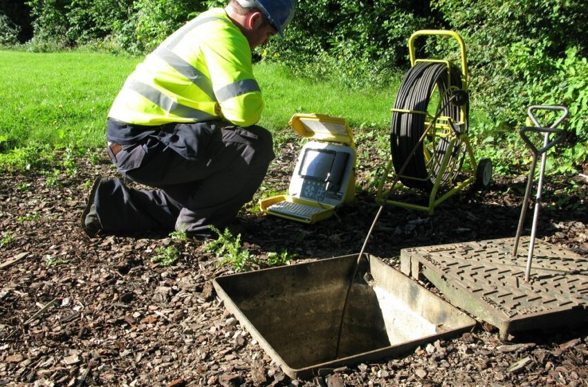 Why Drain Surveys Are Important