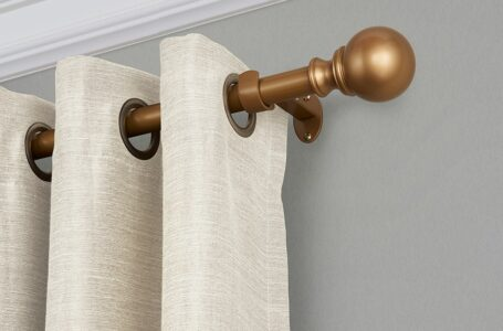 Role of Curtain Rods