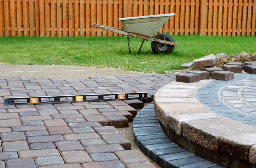 5 Types Of Masonry Used In Landscape Construction