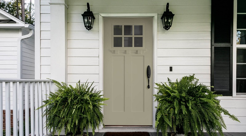 What is the Best Material for a Front Entry Door?
