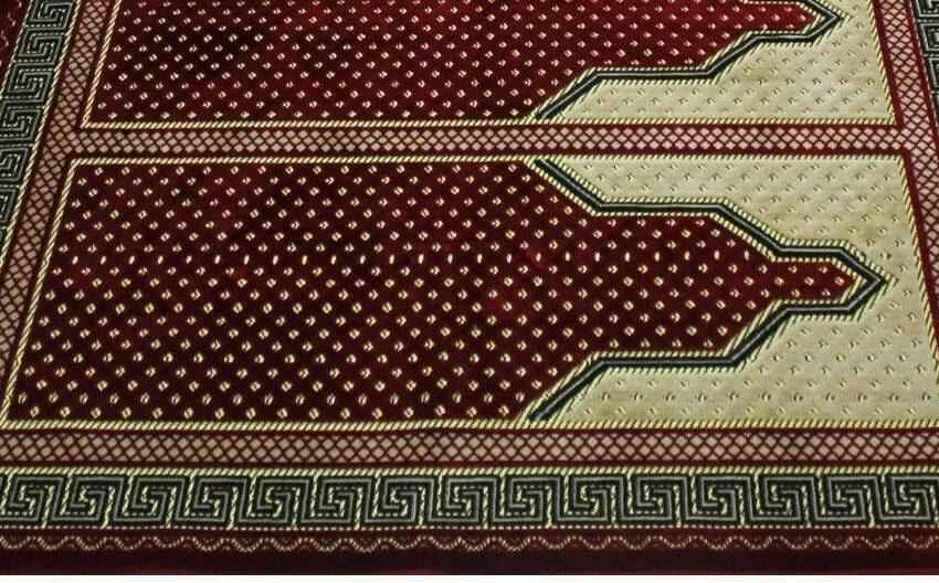 Types of prayer mats