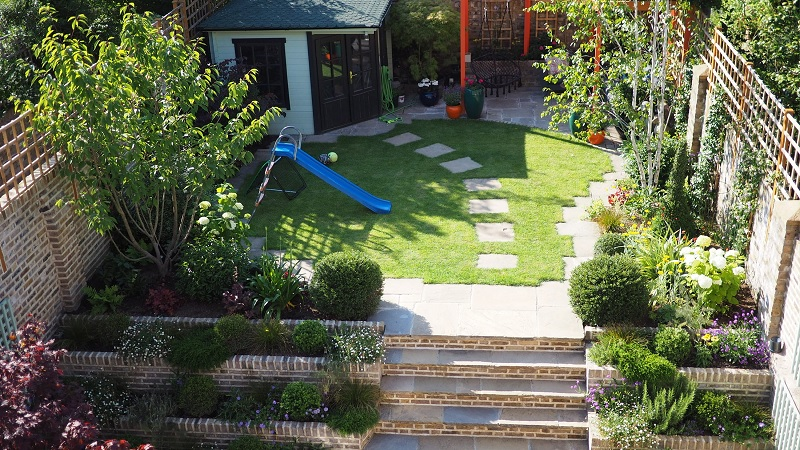 Creating a Family-Friendly Garden Space